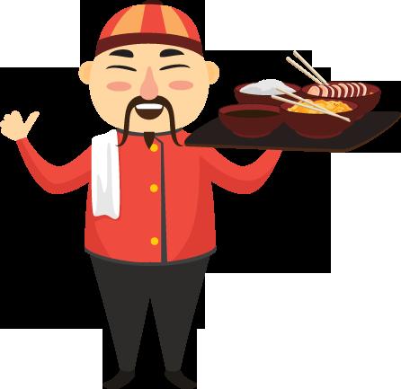 men-food