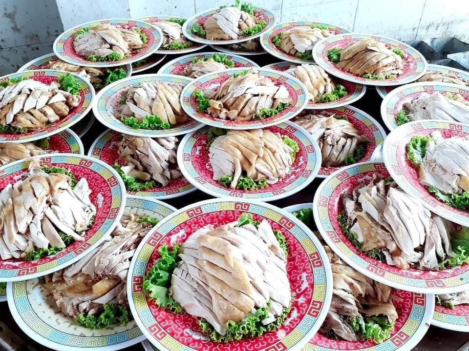 โต๊ะจีน ชัยอนันต์โต๊ะจีน รับจัดโต๊ะจีนราคาถูก.โทร 0629254663